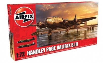 1:72 Handley Page Halifax B MkIII