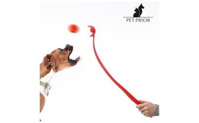 Lansator de mingi pentru caini