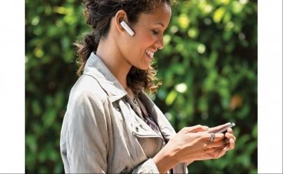 Set 2 casti Bluetooth handsfree