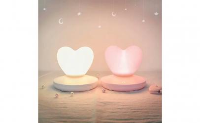 Veioza-lampa Inima