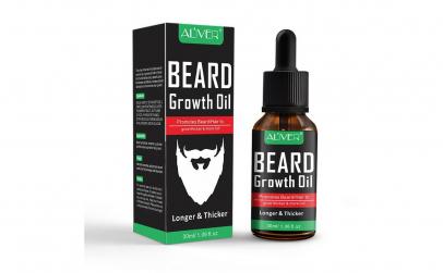 Ulei esential pentru cresterea barbii