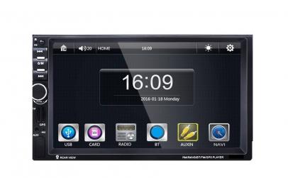 Dvd Auto 2 Din cu GPS