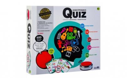 Joc interactiv Quiz Electronic cu