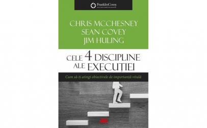 Cele 4 discipline ale executiei - Chris