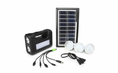 Kit solar GDPlus- GD-8017