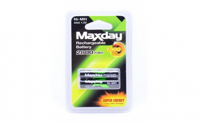 Acumulatori Reincarcabili Maxday R3 AAA