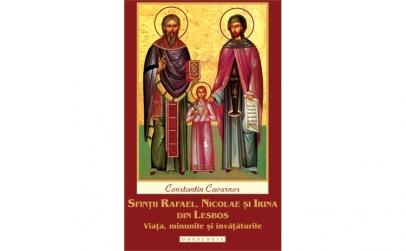 Sfinții Rafael, Nicolae și Irina din