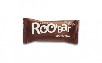 Baton Roobar cu cacao raw bio 50g