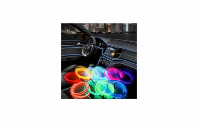 Banda LED auto decorativa