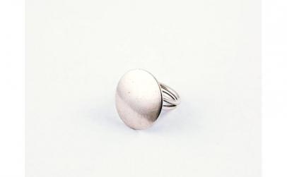 Inel rotund din Argint