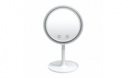 Oglinda make-up cu ventilator