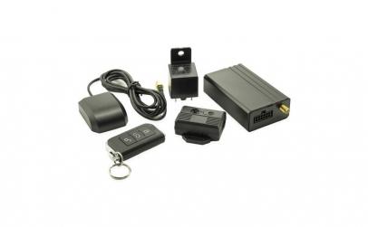 Sistem de alarma cu GPS