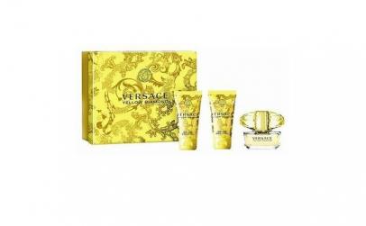 Set Cadou Versace Yellow Diamond, Femei