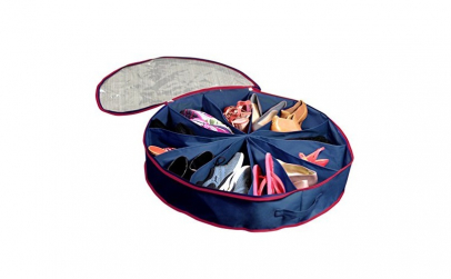 Organizator multifunctional rotund