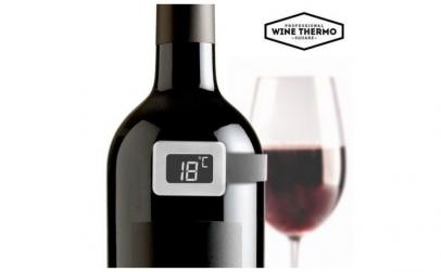 Termometru pentru vin
