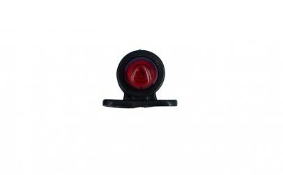 Lampa gabarit LED 24V Alb - Rosu