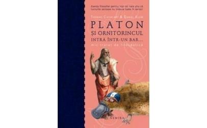 Platon si Ornitorincul intra intr-un bar, autor Daniel Klein