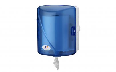 Dispenser pentru prosop cu derulare