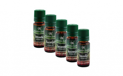 set 5 Uleiuri parfumate Aromaterapie 10