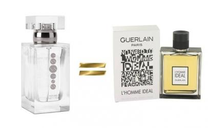 Apa de parfum marca alba   M023 marca