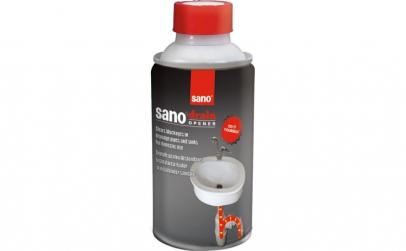 Granule pentru desfundat scurgeri Sano