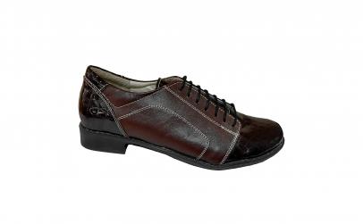 Pantofi dama clasici din piele naturala