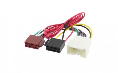 Cablu adaptor ISO Dacia, Renault, 4Car