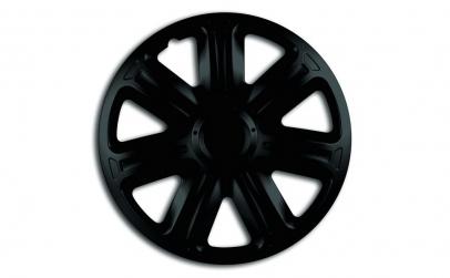 Set capace roti 16` negre comfort