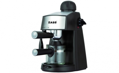 Espressor manual Zass ZEM 06, 800W, 3,5