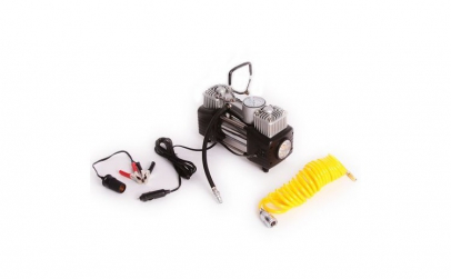 Compresor auto 2 cilindri, 70 l/min