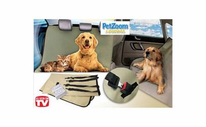 Husa de protectie auto pentru animale