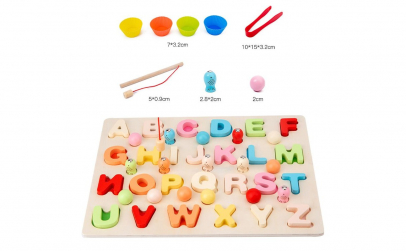 Joc Montessori 3 in 1