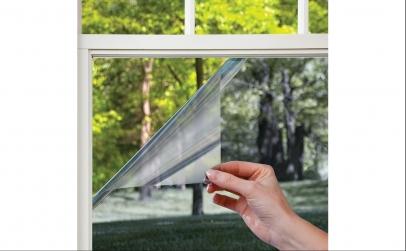 Folie protectie nemteasca pt ferestre