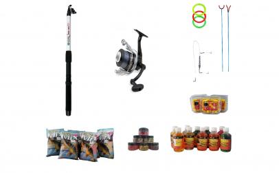 Set complet Lanseta Xtreme Fishing 3.0m