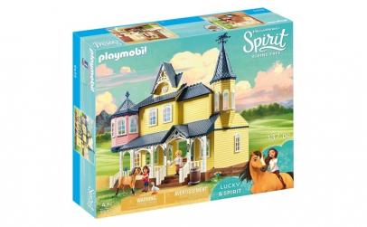 Spirit - Casa Lui Lucky