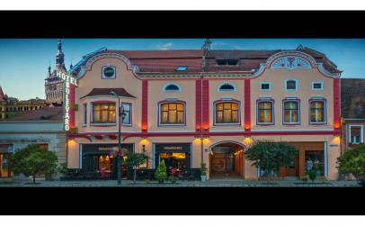 Hotel Bulevard 4*, Sighisoara