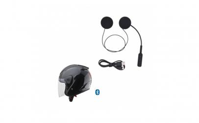 Casti Bluetooth pentru casca motor