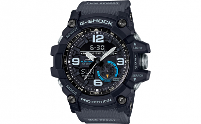Ceas Casio G-shock silver/black