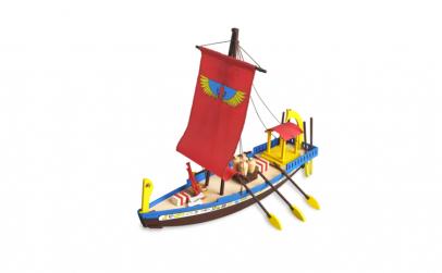 Cleopatra - Boat egiptean - colecție