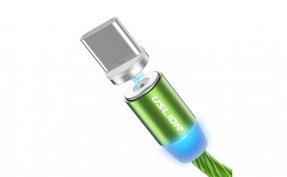 Cablu USB Fast Charge cu Mufa Magnetica