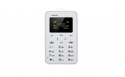 Telefon mobil ultra subtire AEKU,