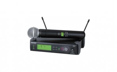 Set microfon si receiver wireless Shure