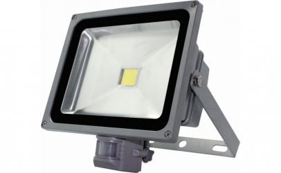 Proiector LED 50 W de exterior cu senzor