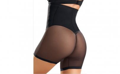 Pantalon modelator efect tanga