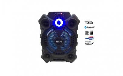 Boxa audio 100W portabila ZQS-8105