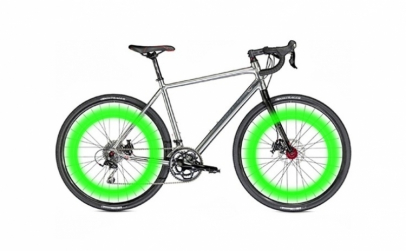 Set 2 lampi 5 LED bicicleta