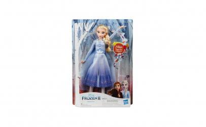 Papusa Disney Frozen II - Elsa cantareat