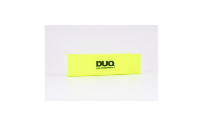 Buffer unghii galben neon DUO