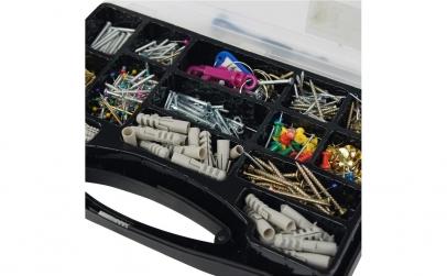 Set de 600 de accesorii pentru unelte