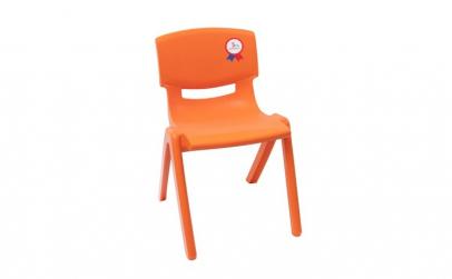 Scaun pentru copii Jumbo portocaliu,58